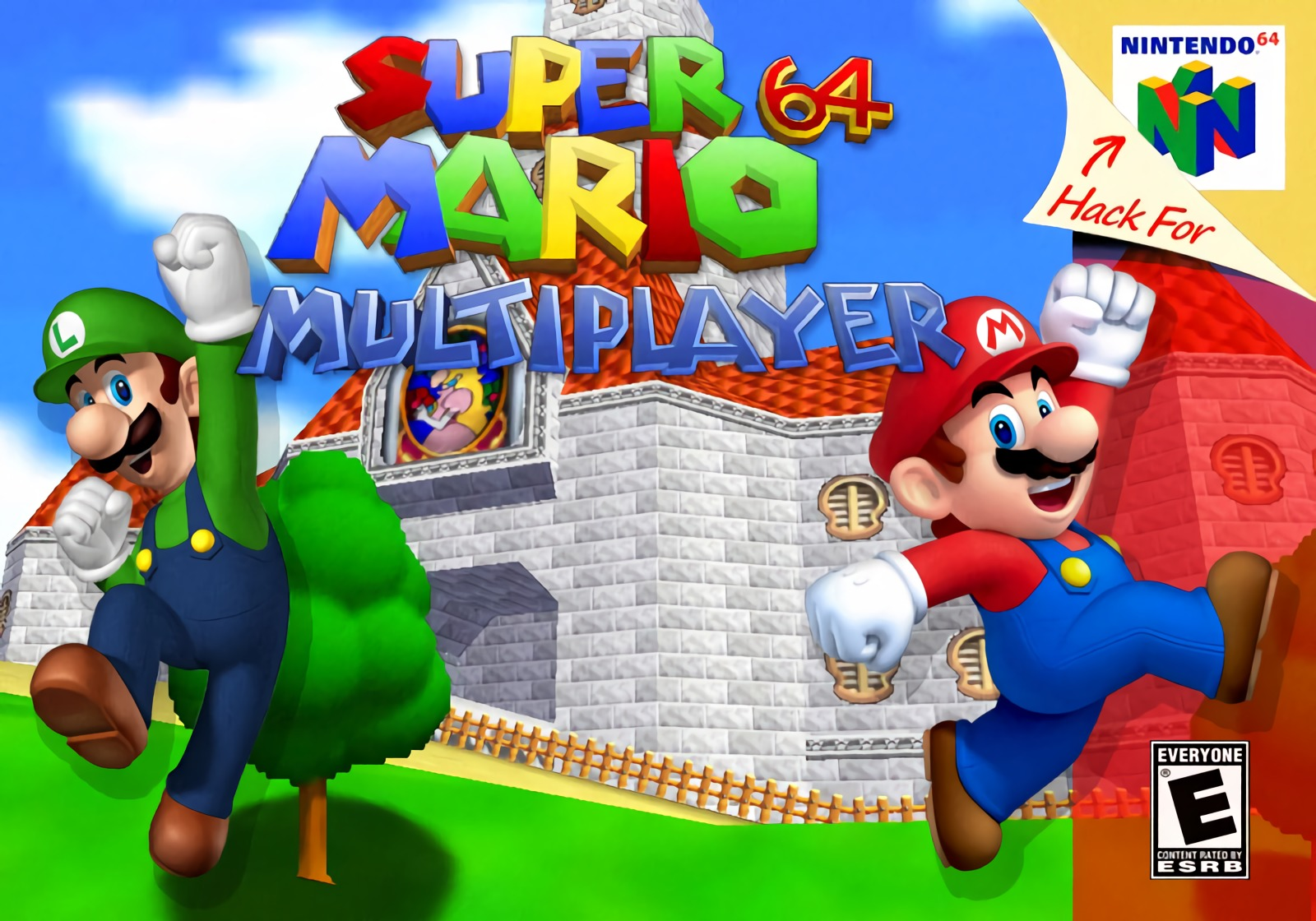 Super Mario 64 Multiplayer
