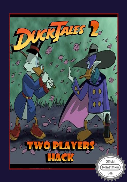 ducktales 2 two players hack jeux romstation