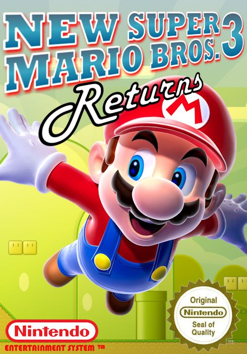 NEW Super Mario Bros. 3 Returns