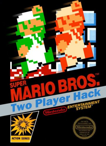 Super Mario Bros. (Two Player Hack)