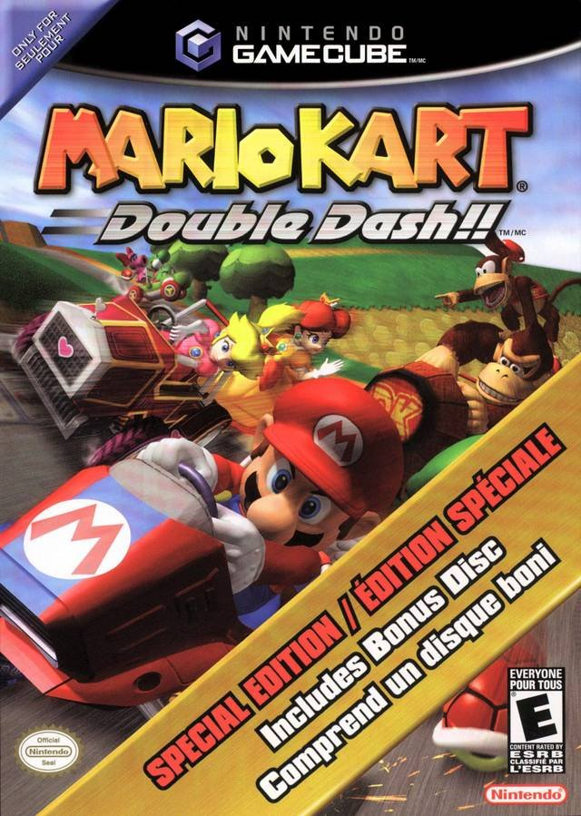 Mario Kart: Double Dash!! (Bonus Disc Edition)