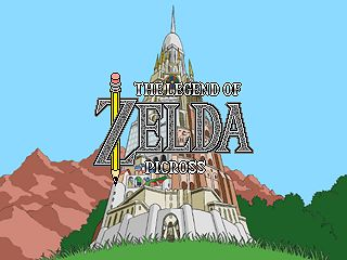 The Legend of Zelda - Picross