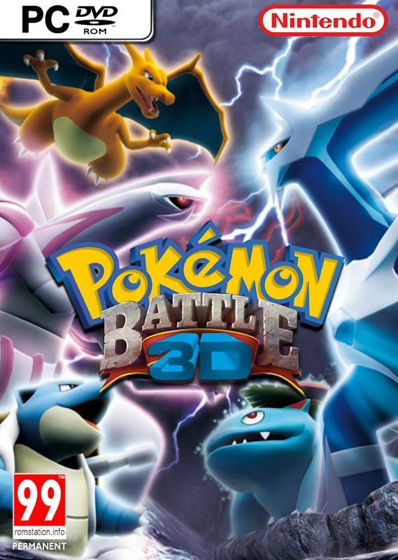how to download pokemon battle revolution on pc
