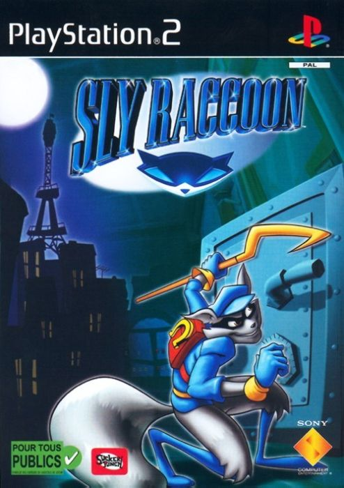 Sly Racoon