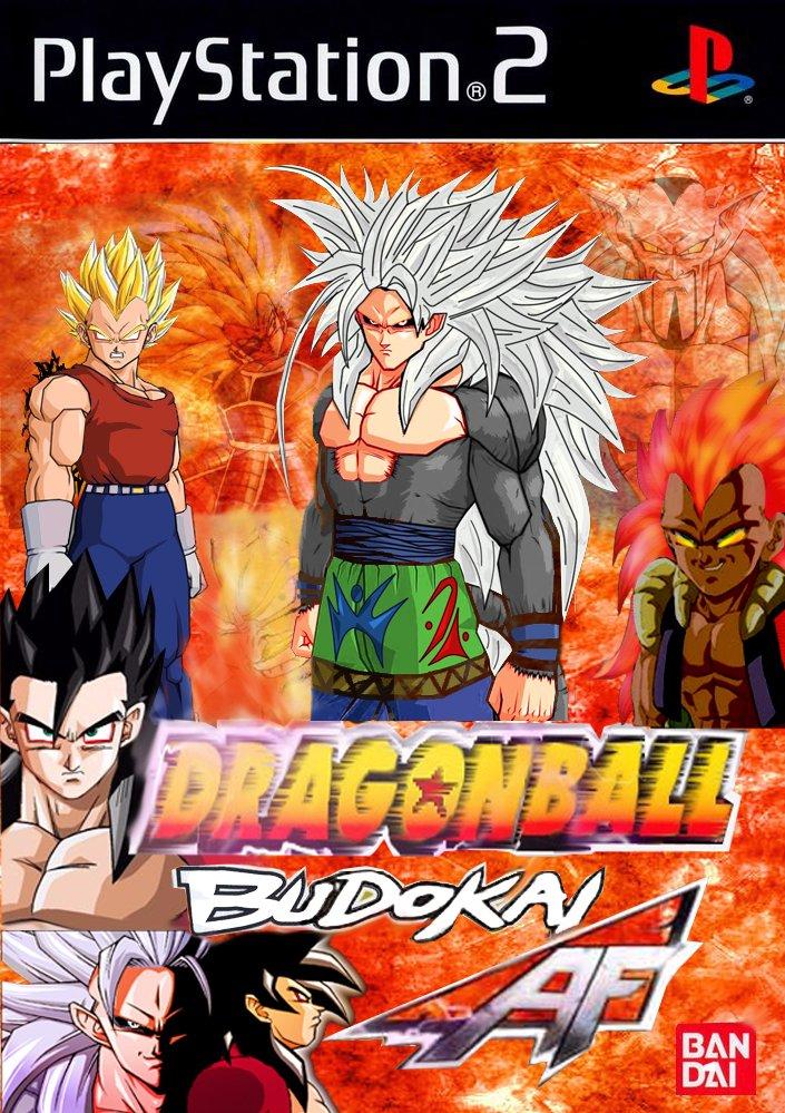 dragon ball z budokai 3 save game pcsx2 download