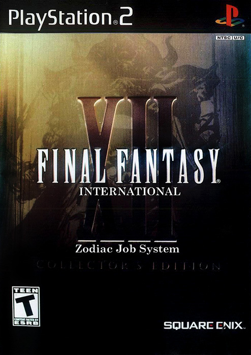 final fantasy xii - international zodiac job system