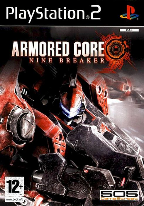 Armored Core : Nine Breaker