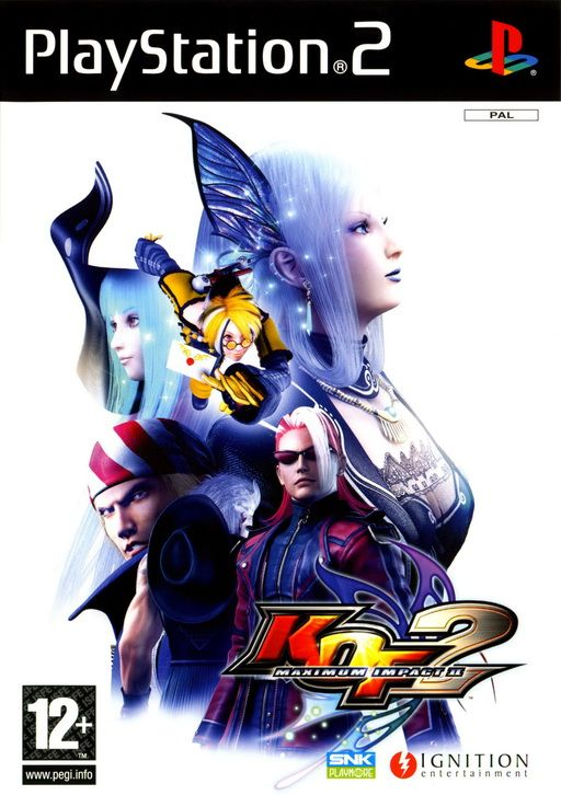 The King of Fighters : Maximum Impact 2