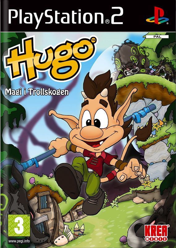 Hugo Magic In The Trollwoods