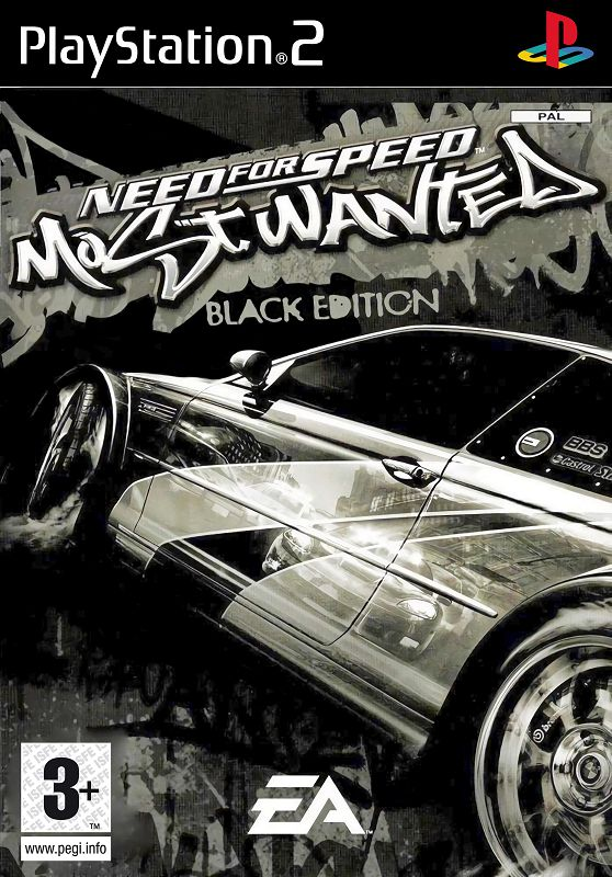 Need for Speed : Most Wanted (Black Edition)