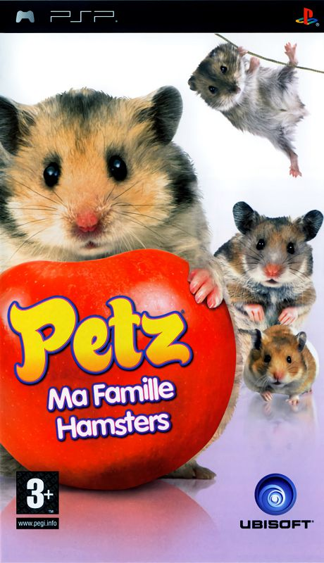 Petz : Ma Famille Hamsters