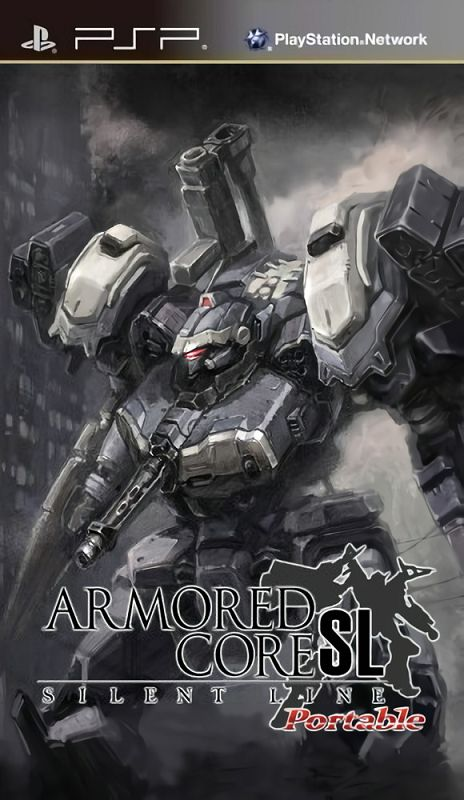 Armored Core : Silent Line Portable