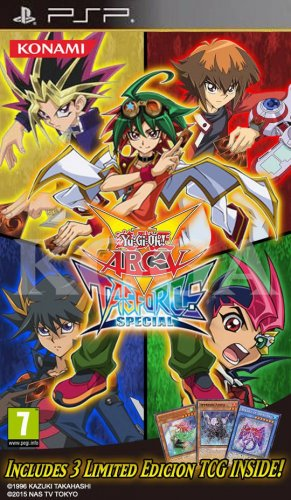 Yu-Gi-Oh! ARC-V Tag Force Special [Patch FR]