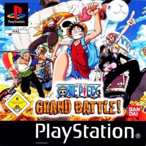 One Piece Grand Battle 2: Télécharger ROM, ISO