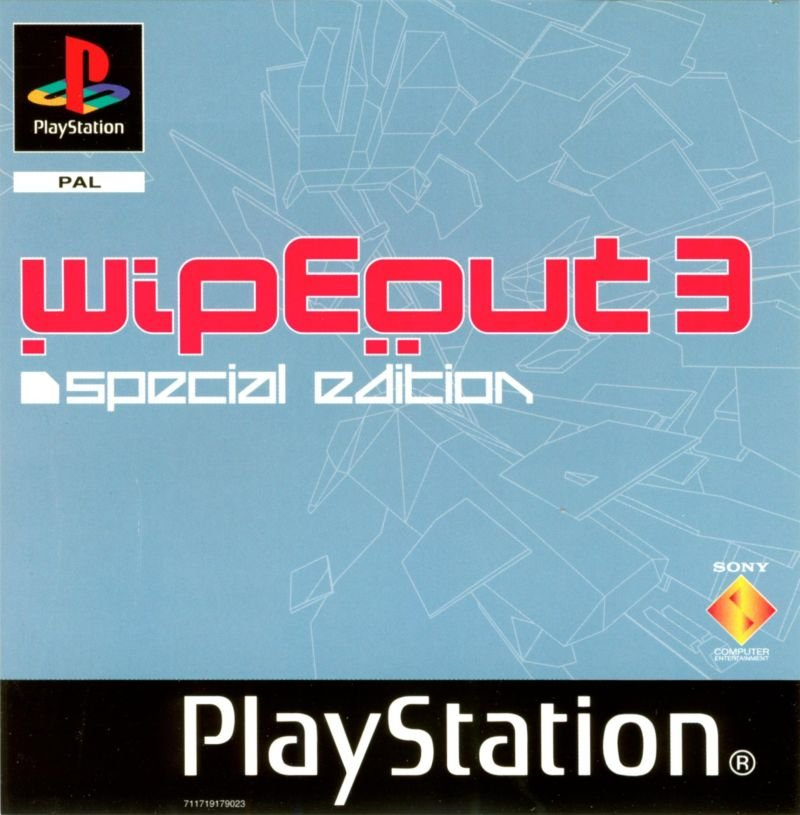 WipEout 3 : Special Edition