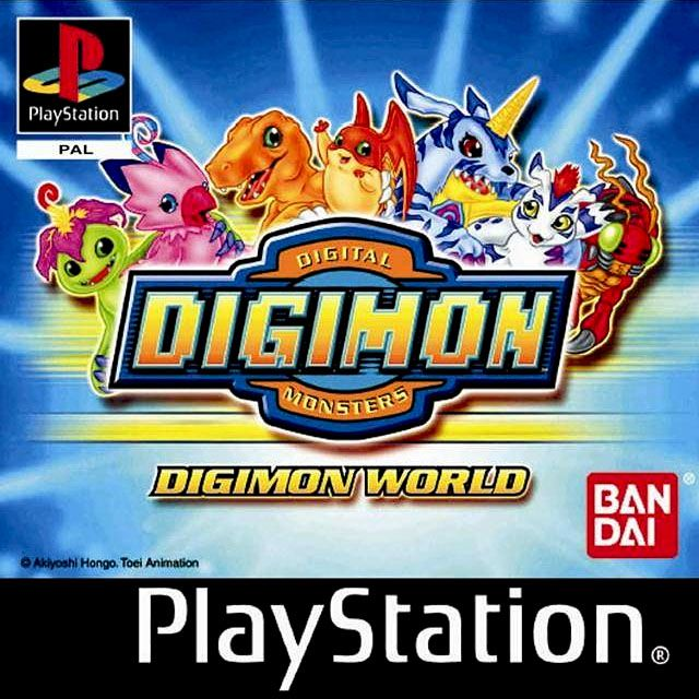 Digimon World (Bug Fix)