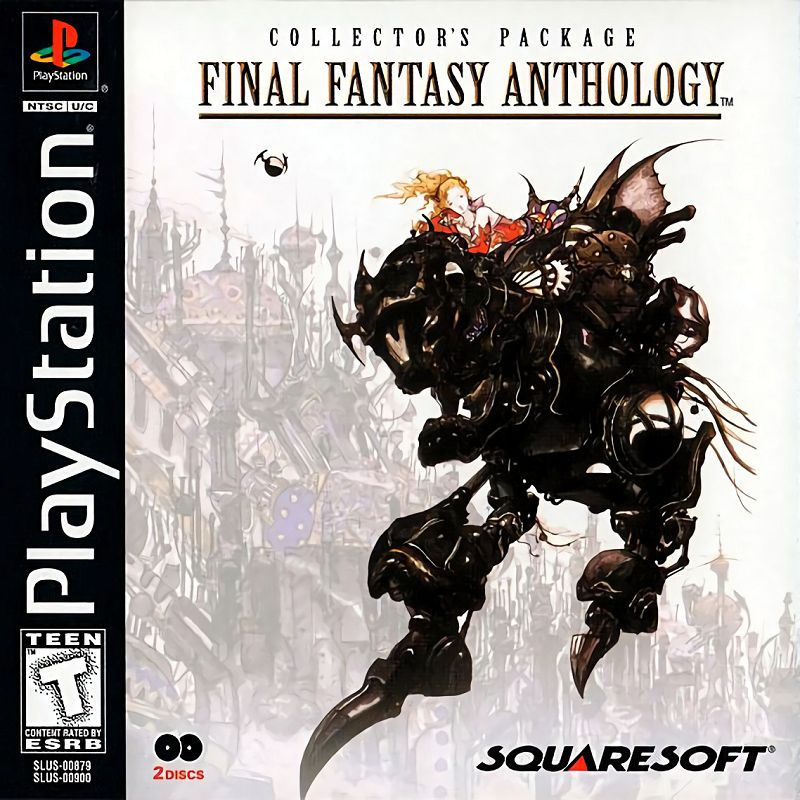 Final Fantasy Anthology (Final Fantasy VI Disc)