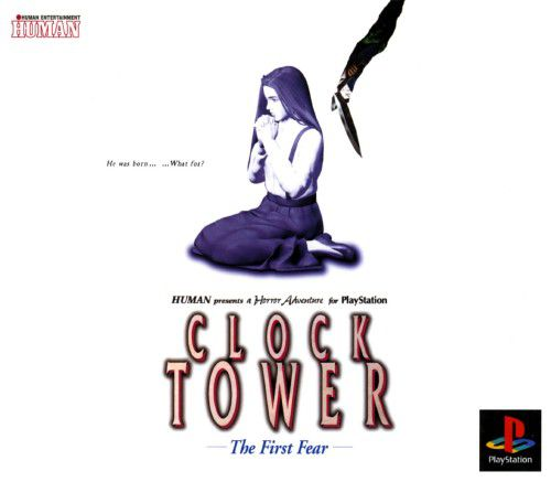 Clock Tower - The First Fear