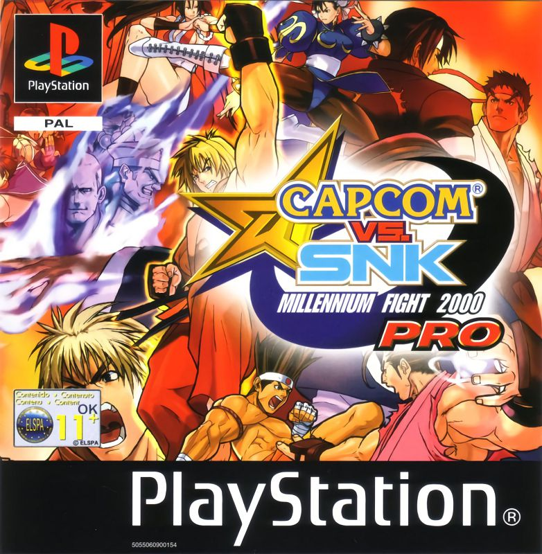 Capcom vs. SNK Millennium Fight 2000 Pro