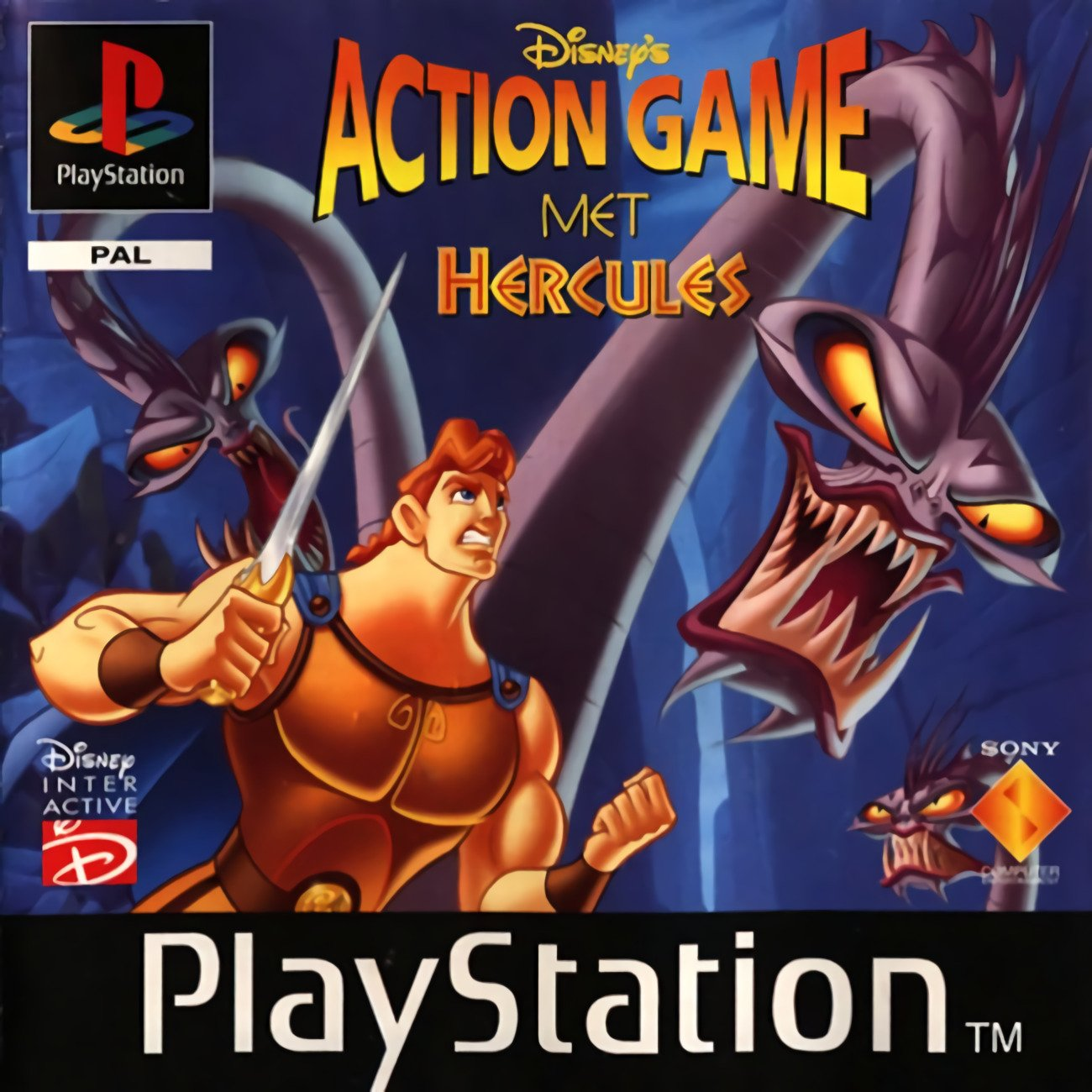Disney's met Hercules Action Game