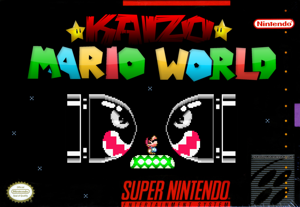 Kaizo Mario World
