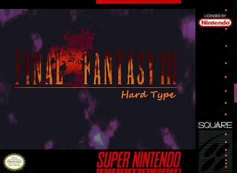 Final Fantasy III Hard Type