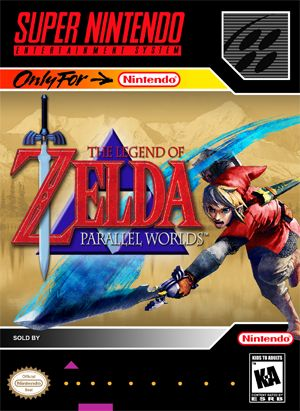 The Legend of Zelda : Parallel Worlds