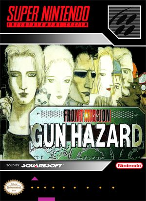 Front Mission Gun Hazard Telecharger Rom Iso Romstation
