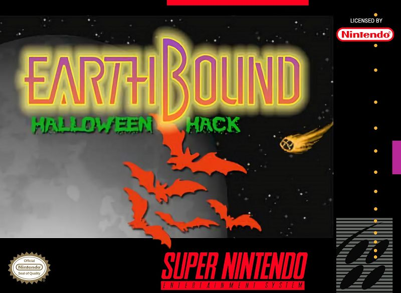 Earthbound : Halloween Hack