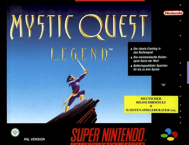 Final Fantasy : Mystic Quest