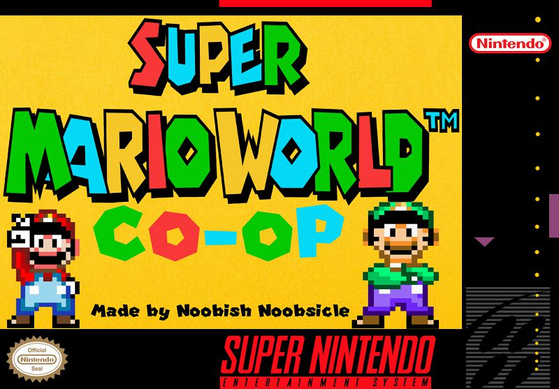 Super Mario World CO-OP
