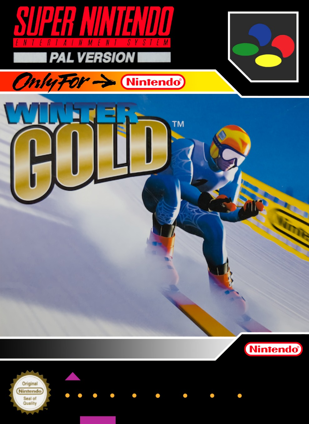 Winter Gold