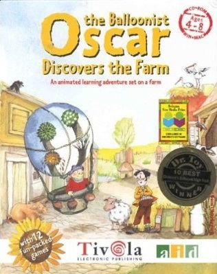 Oscar the Balloonist Discovers the Farm