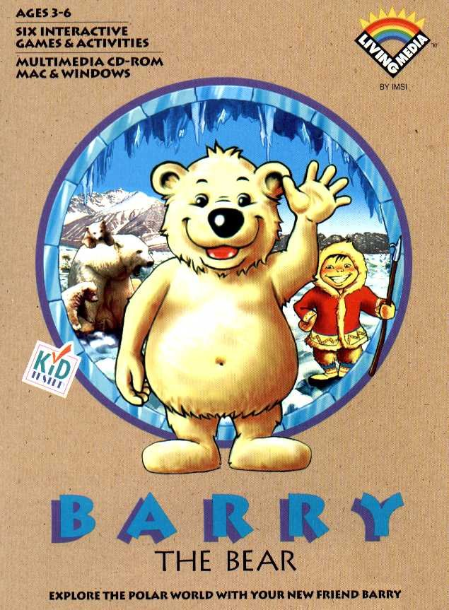 Barry the Bear