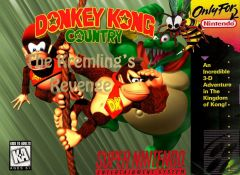 Donkey Kong Country The kremling's revenge copie