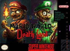 Super Mario World death Island copie