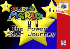 Super Mario 64 The power star journey