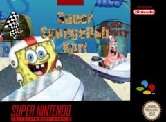 SuperSpongeBob Kart copie
