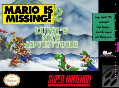 Mario Is missing 2 luigi's New adventure copie