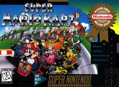 SuperMario Kartmetalkarting