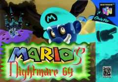 Super Mario's nightmare 64
