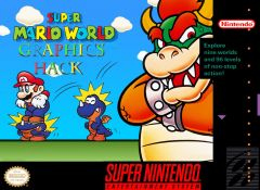 Super Mario World Graphics Hack copie
