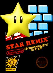 Super Mario Bros Star remix