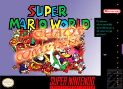 Super Mario World Chaos CompleXX