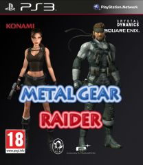 Metal Gear Raider