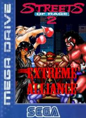 Street of Rage Extreme Alliance !