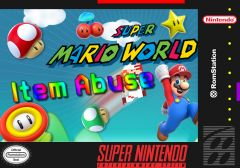 Super Mario World - Item Abuse