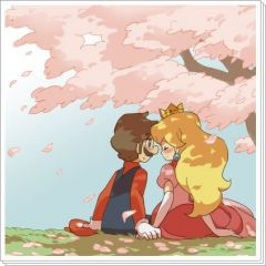 mario And peach love By rodrigato d4phuf0