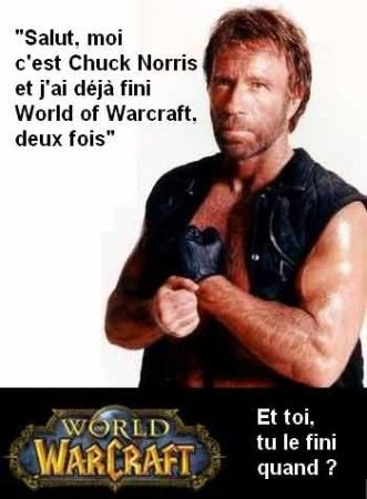 chuck norris wow albums des membres romstation. Black Bedroom Furniture Sets. Home Design Ideas