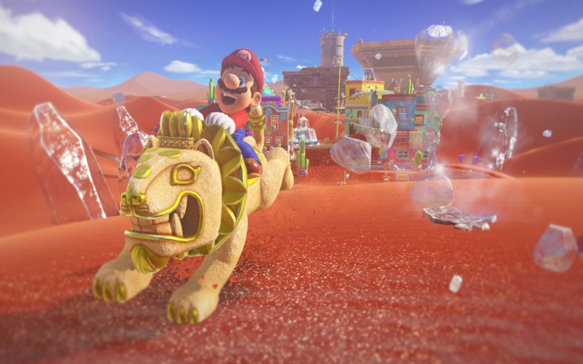 Super Mario Odyssey - Pax - RomStation